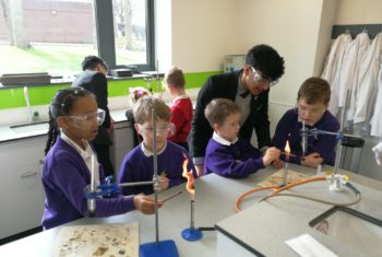 Science Outreach 8