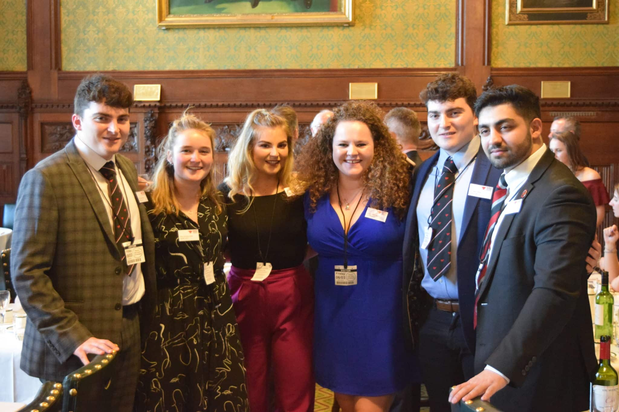 Alice Facey, Emilia Cook, Ross brothers, Caitlin Abbey, Warren d'Souza